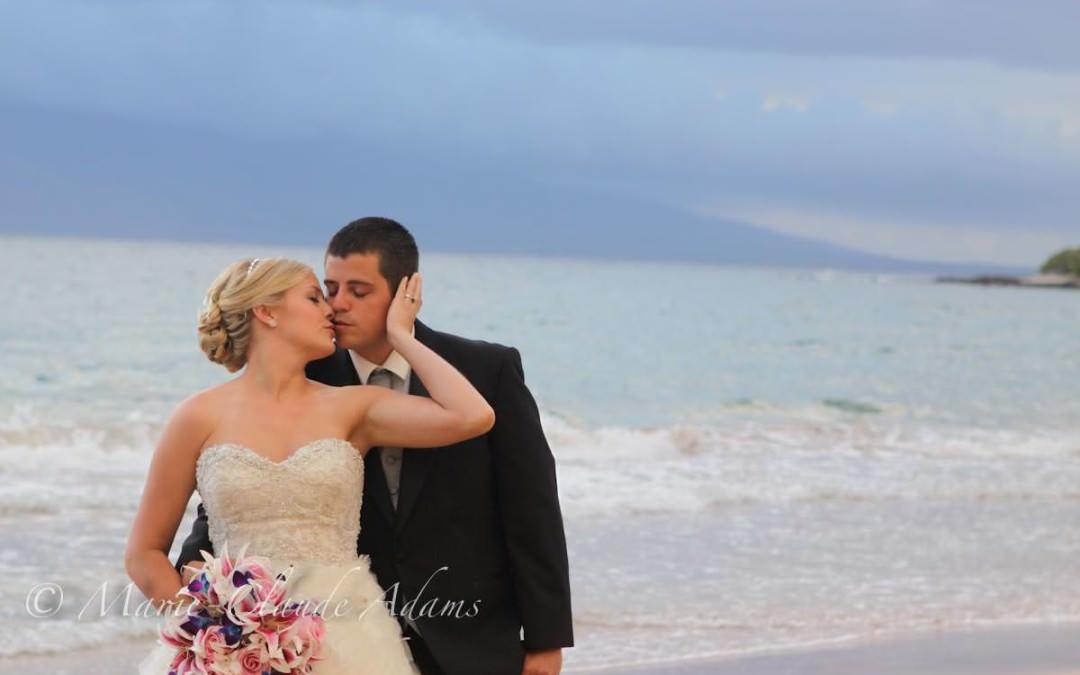 Spectacular Wedding at The Four Seasons Maui Resort & Spa ~ Allison & Jordan