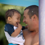 My husband, My son, Marriott Maui, Marriott Hotel