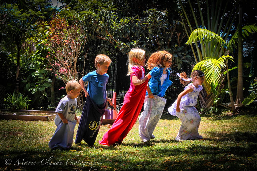 Best Kid BIrthday party in Maui