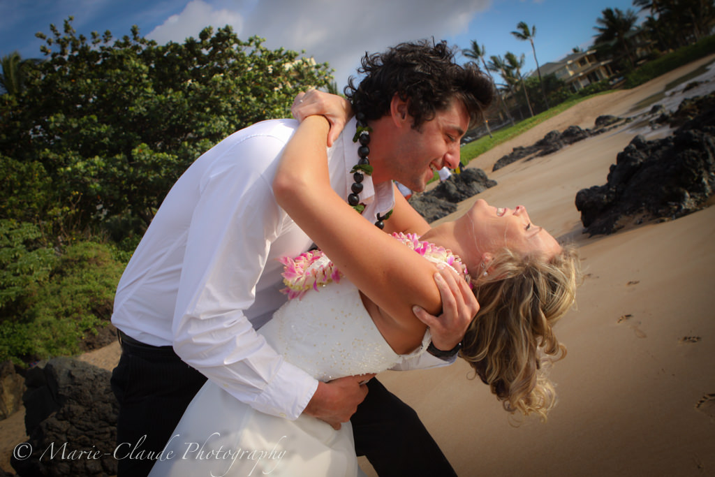 Maui Wedding, Polo Beach Wedding