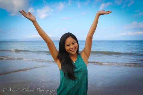 Maui Senior Portrait