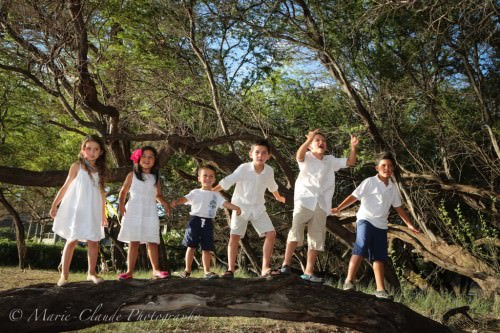White Rock Family Fun, Wailea, Maui, Hawaii