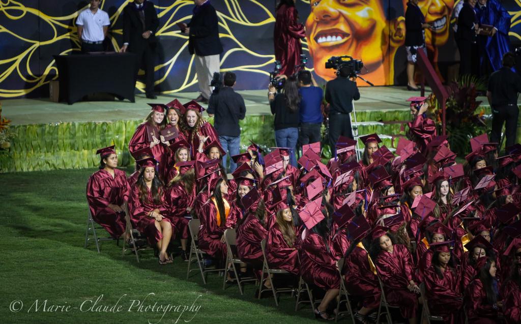 Graduation Hawaiian Style