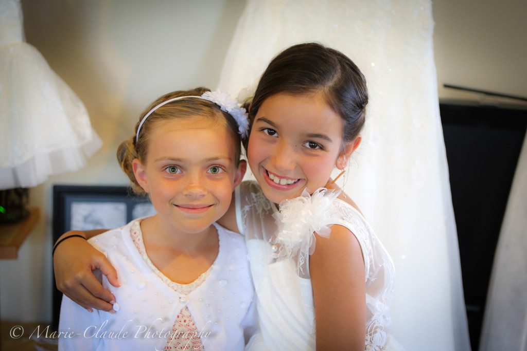 Best flower girls, Oahu Wedding