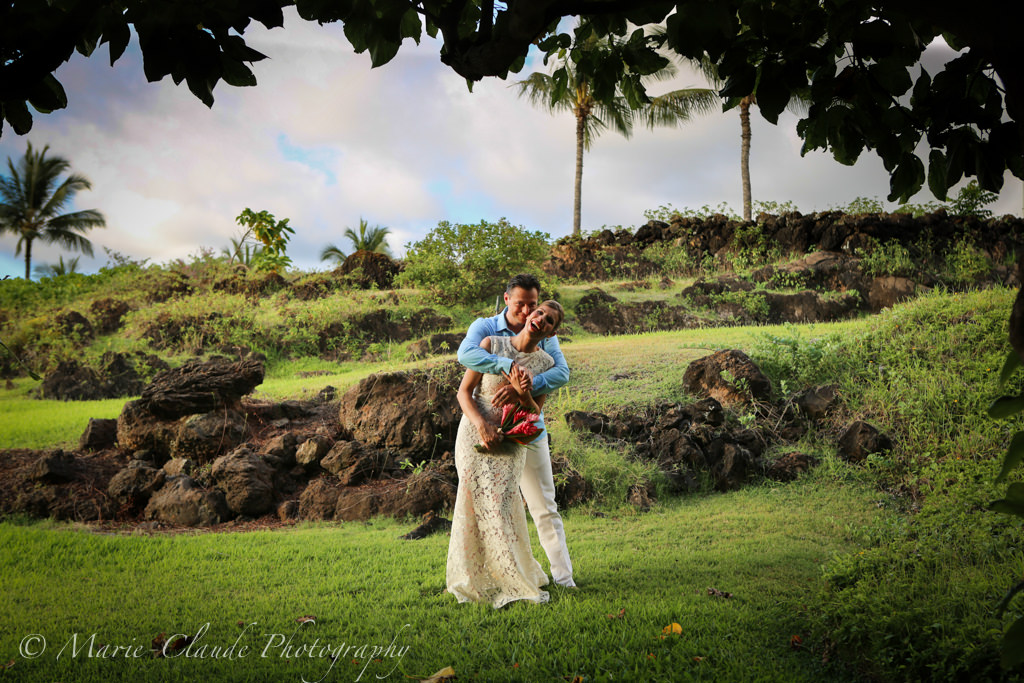 Gorgeous Maui Wedding in Makena